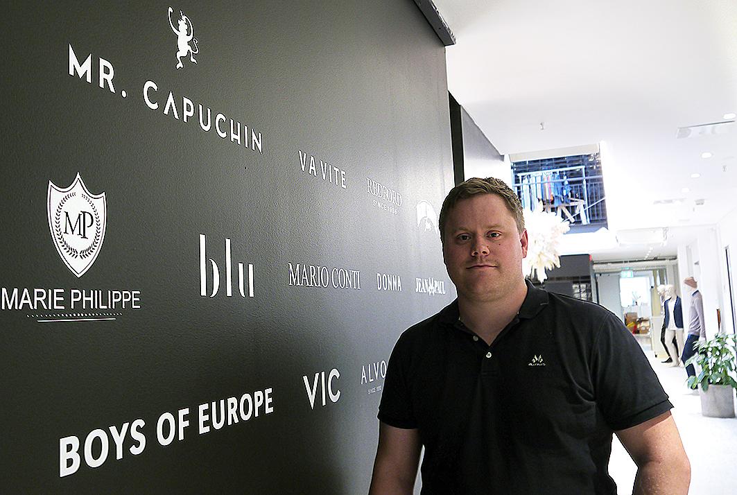 Bjørn Unnerud, CFO Voice